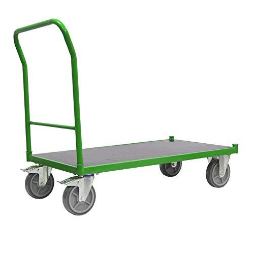 Profi Plattformwagen 500 kg Transportwagen...