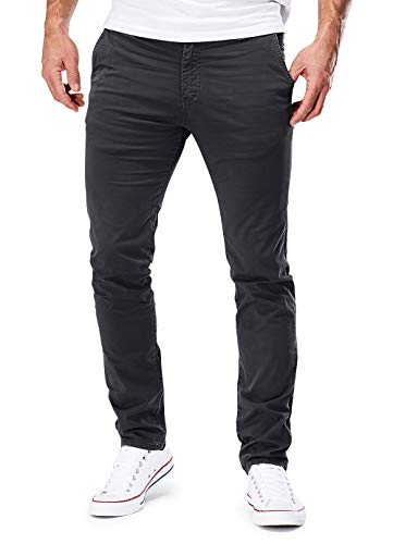 MERISH Chino Hosen Herren Slim Fit Jogger Hose...