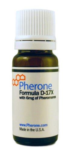 Pherone Formula D-17X Pheromon-Parfum für...