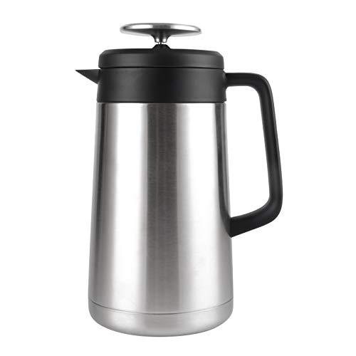 Cresimo Kaffeebereiter aus Edelstahl,...