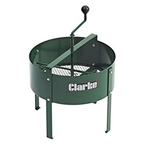 Clarke International CRS400 Gartensieb mit...