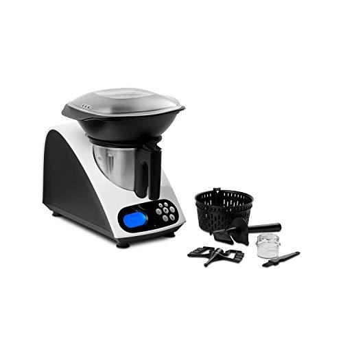 MEDION Küchenmaschine mit Kochfunktion, 1000 Watt...