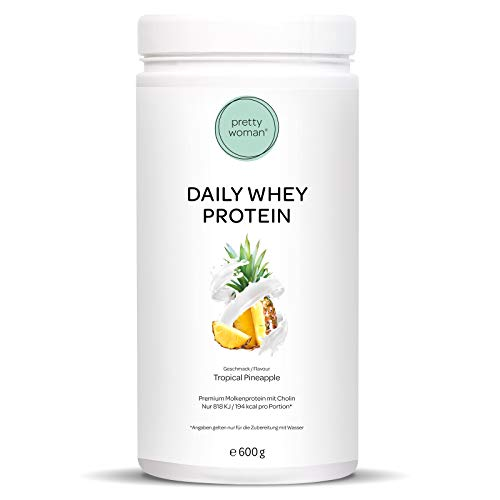 pretty woman® Daily Whey Protein, Eiweißpulver...