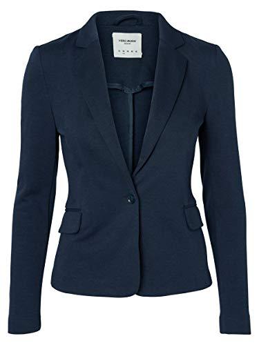 VERO MODA Female Blazer Jersey 36Total Eclipse