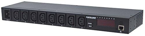 Intellinet 19' 8-fach IP-Steckdosenleiste Smart...