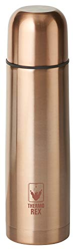 Thermo Rex Isolierflasche Rosegold 750ml |...