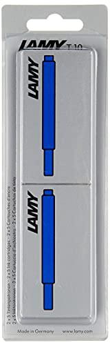 LAMY T10 Tintenpatrone 2er Set - Großraumpatronen...