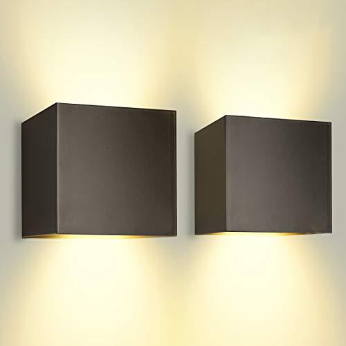 LED Wandleuchte Außenwandleuchte 12W Wandlampe...