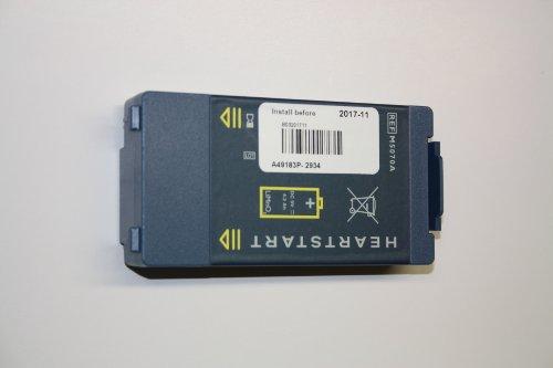 Langzeitbatterie AED Defibrillator Philips Modell...