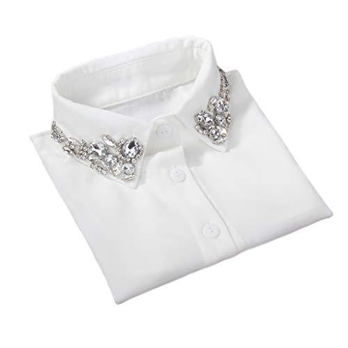 GHBOTTOM Halskette, Damen Frauen Wassertropfen...