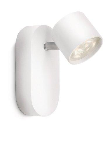 Philips LED-Wandspot 1-flammig 3 W, weiß...
