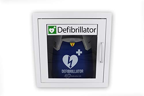 Notfallretter® Defibrillator AED Basic mit...