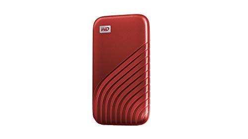 WD My Passport SSD 2 TB externe SSD (externe...