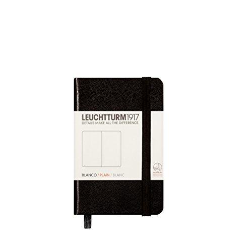 LEUCHTTURM1917 343568 Notizbuch Mini (A7),...