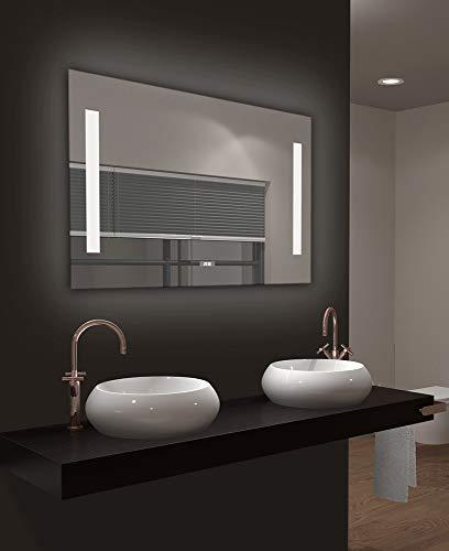 Talos LED Badspiegel Star, Lichtfarbe 4200K,...