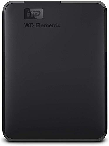 Western Digital Elements Portable, externe...