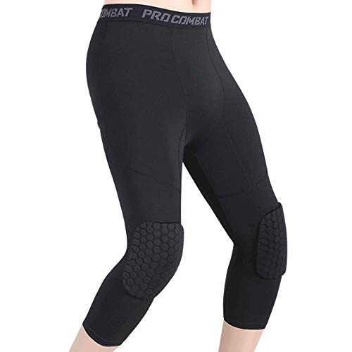 REDSHORE Basketball Sport Hosen ¾ Compression...