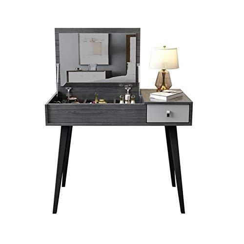 H-ei Vanity Table Set, Mini-Computer-Schreibtisch,...