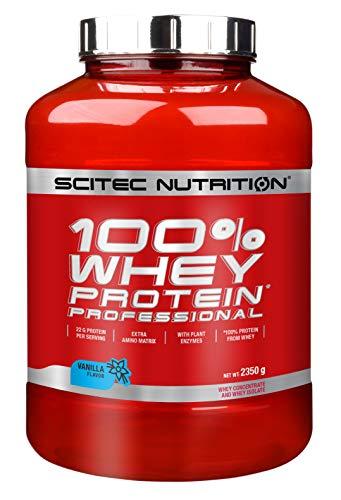 Whey Protein Prof. 2350g vanilia