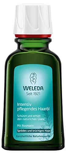 WELEDA Intensiv Pflegendes Haaröl, pflanzliche...