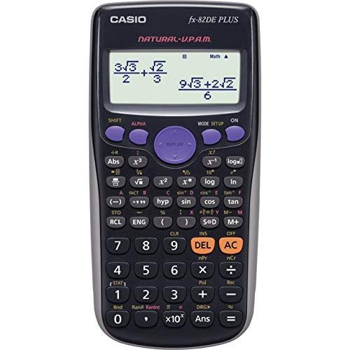 Casio FX-82DE Plus technisch-wissenschaftlicher...