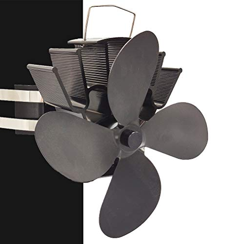Stromloser Ventilator Ofenventilator Für...
