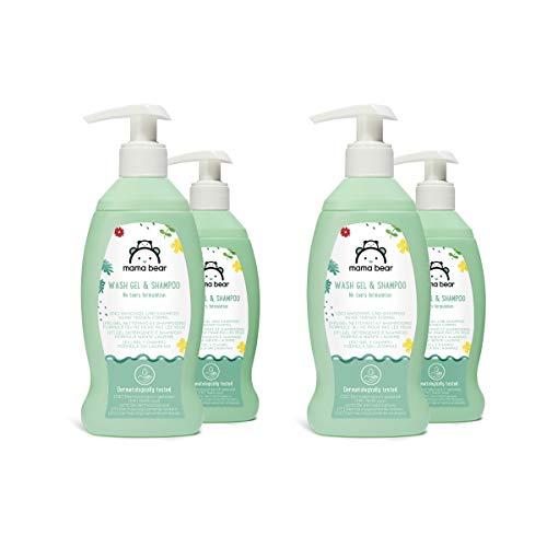 Amazon-Marke: Mama Bear Baby-Waschgel & Shampoo...
