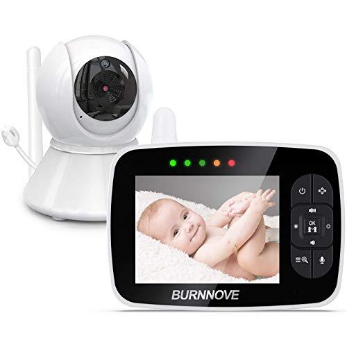 Babyphone mit kamera 3.5 Zoll Babyphone Baby...