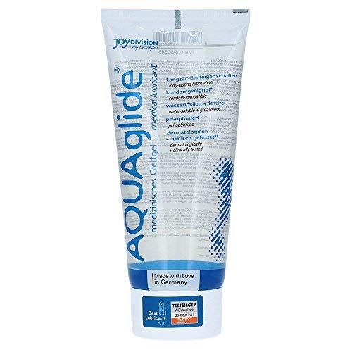 Aquaglide Neutral Transparent Lubricant, 200 ml