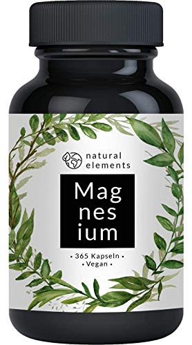 Premium Magnesiumcitrat - Vergleichssieger 2020* -...