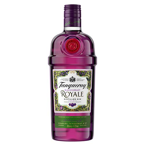 Tanqueray Blackcurrant Royale Distilled Gin –...