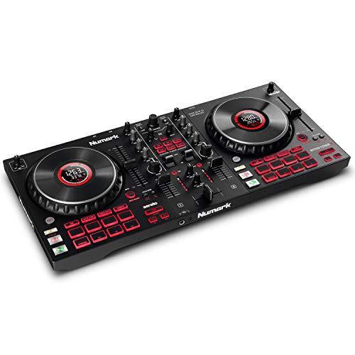 Numark Mixtrack Platinum FX - DJ Controller / DJ...