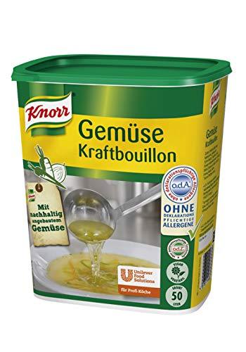 Knorr Gemüse Kraftbouillon (Gemüsebrühe mit...