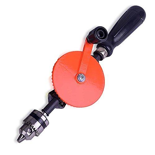 Nuzamas Handbohrmaschine mit Doppelritzel, 9,5 mm...