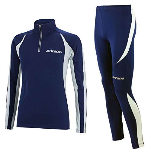 Airtracks Winter Funktions Laufset/Thermo Laufhose...