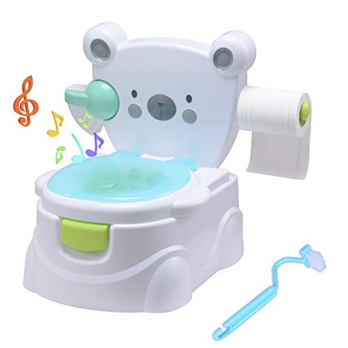 Voilamart Toilettentrainer mit Musik Kidskit...