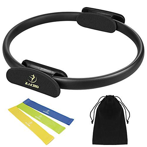 Zacro Pilates Ring Pilates Circle 38cm...