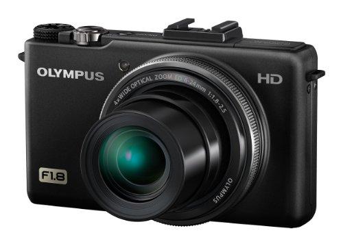 Olympus XZ-1 Digitalkamera (10 Megapixel, 4-fach...