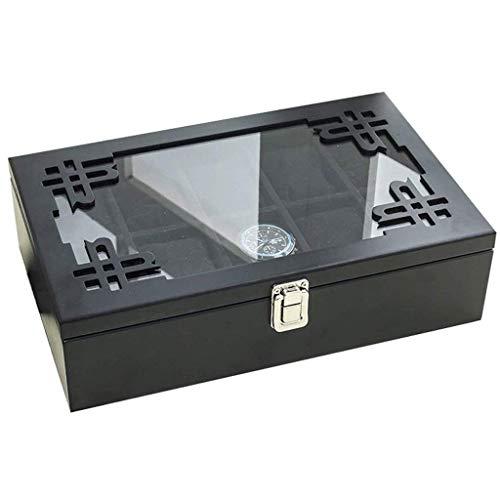 BWCGA Schmuck-Box - Dressing Box aus Holz Einfache...