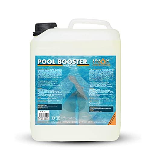 INOX® Pool Booster - 5L - Effektiver...