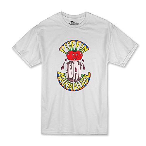 Terence Hill T-Shirt - Puffin Marmelade (Weiss)...