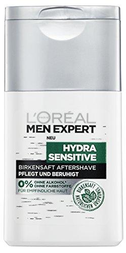 L'Oréal Men Expert Hydra Sensitive Aftershave,...