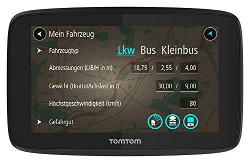 TomTom GO Professional 520 LKW-Navigationsgerät...