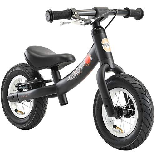 BIKESTAR Kinder Laufrad Lauflernrad Kinderrad für...