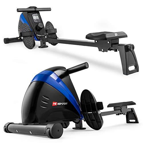Hop-Sport Rudergerät Boost Ruderzugmaschine mit...