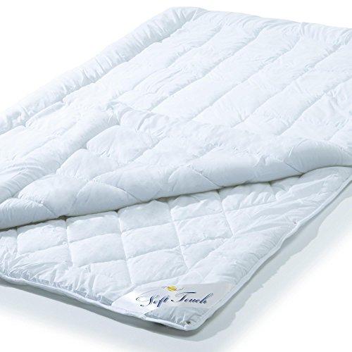 aqua-textil Soft Touch 4 Jahreszeiten Bettdecke...