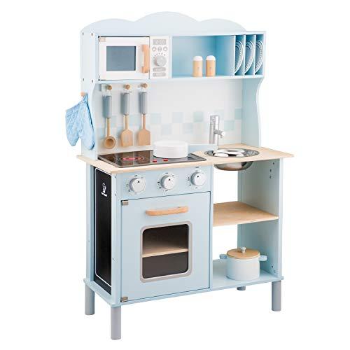 New Classic Toys 11065 Küchenzeile-Modern mit...