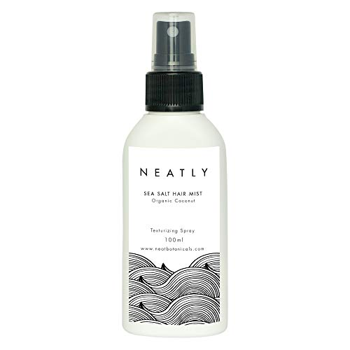 Salzspray Haare Test