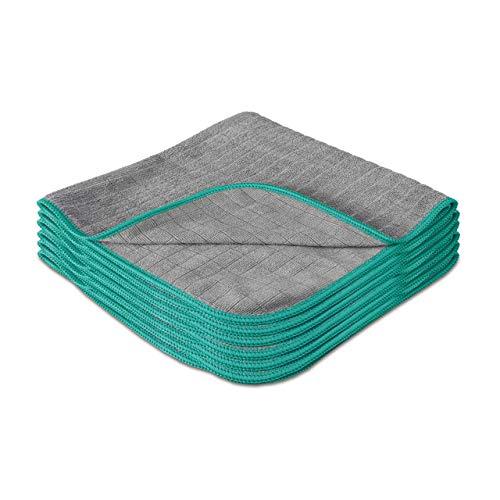 Lavandola Mikrofasertücher für Ihren Haushalt 6...