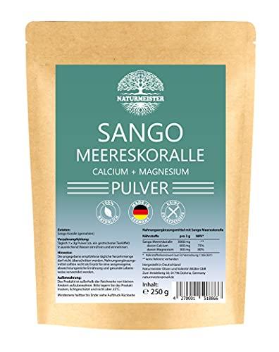 Sango Meereskoralle - 250g Pulver -...